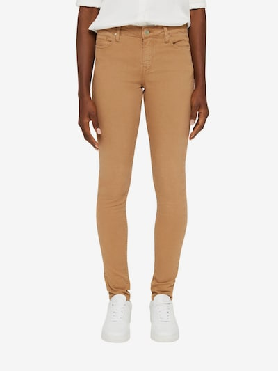 Esprit Collection Jeans in beige, Modelansicht