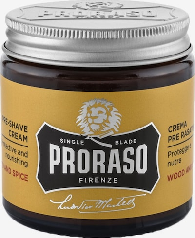 Proraso Preshave Creme '2-in-1 Wood & Spice' in weiß, Produktansicht