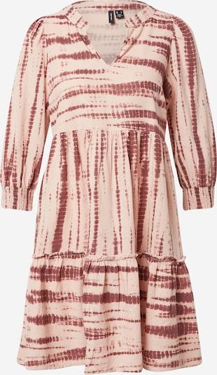 VERO MODA Sukienka 'DICTHE' w kolorze stary róż / krwistoczerwonym: Widok z przodu