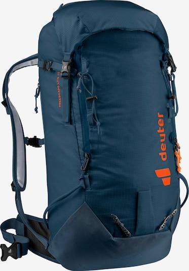 DEUTER Accessories 'Freescape ' in Petrol / Neon orange, Item view