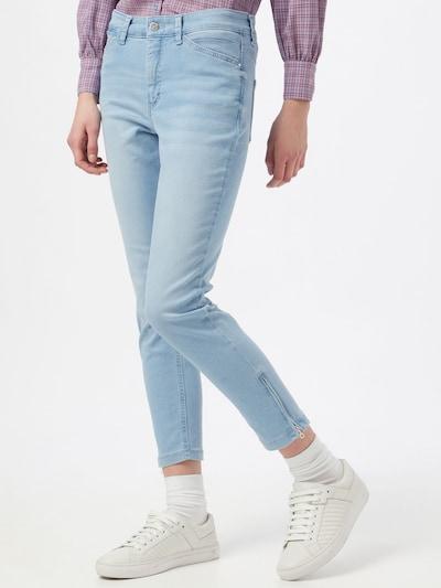 MAC Jeans 'Dream Chic' in de kleur Smoky blue, Modelweergave