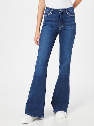 PAIGE Jeans 'Genevieve' in blue denim, Modelansicht