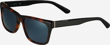 Calvin Klein Слънчеви очила '21708S' в кафяво