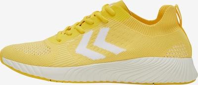 Hummel Sneaker in gelb / weiß, Produktansicht