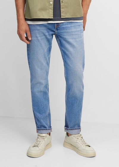 Marc O'Polo Jeans in blue denim, Modelansicht