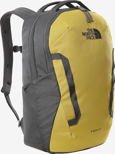 THE NORTH FACE Rucksack 'Vault' in gelb / grau, Produktansicht