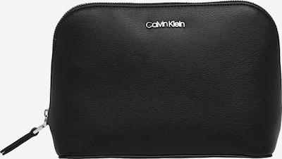 Calvin Klein Trousses de toilette en noir, Vue avec produit
