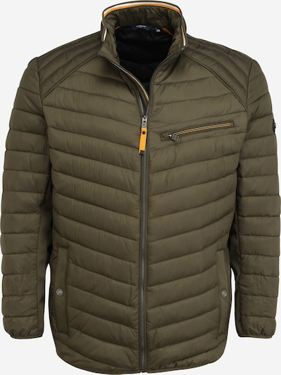 TOM TAILOR Men + Between-Season Jacket in Khaki, Item view