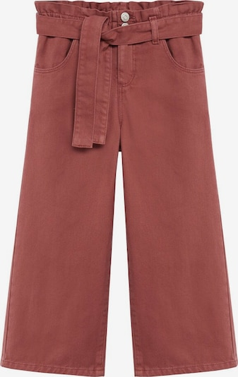 MANGO KIDS Jeans in orange, Produktansicht