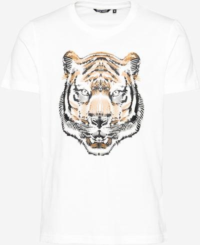 ANTONY MORATO Majica u marelica / crna / bijela, Pregled proizvoda