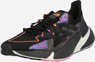 Sneaker de alergat 'X9000L4' ADIDAS PERFORMANCE pe mov deschis / portocaliu / roz / negru, Vizualizare produs