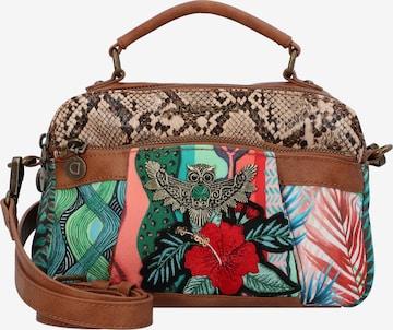 Desigual Handtasche in Braun