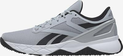 REEBOK Buty sportowe 'Nanoflex TR' w kolorze szary / czarny / białym, Podgląd produktu