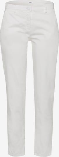 BRAX Hose 'Mel S' in weiß, Produktansicht