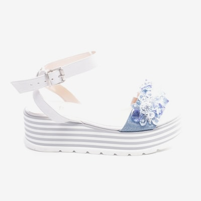 Pertini Sandals & High-Heeled Sandals in 40 in White, Item view