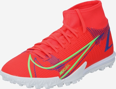 NIKE Sports shoe 'Nike Mercurial SF 8 Academy TF' in Orange red, Item view