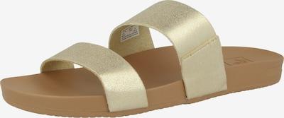 REEF Strandschuh 'Cushion Bounce Vista' in gold, Produktansicht