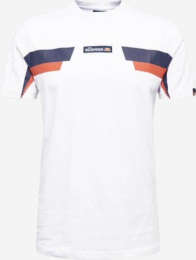 ELLESSE Shirt 'Fellion' in de kleur Wit, Productweergave
