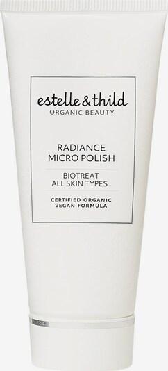 estelle & thild Gesichtspeeling 'Radiance Micro Polish' in weiß, Produktansicht