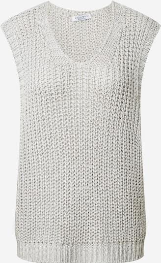 ZABAIONE Pullover 'Leonie' in hellgrau, Produktansicht