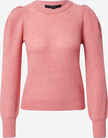 VERO MODA Sweater in Pink