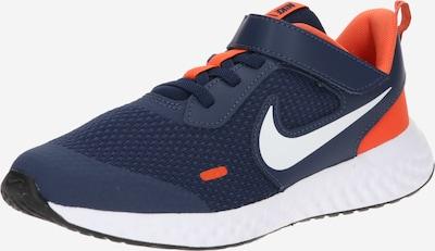 Pantofi sport 'Revolution 5' NIKE pe bleumarin / portocaliu neon / alb, Vizualizare produs