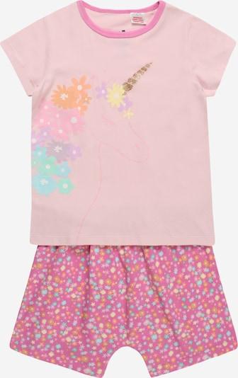 Cotton On Schlafanzug 'Harpa' en mischfarben / rosa, Vue avec produit