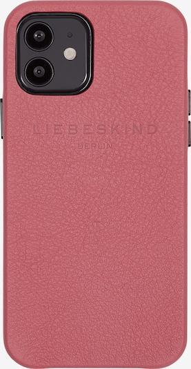 Liebeskind Berlin Protection pour smartphone 'Mocap' en rosé, Vue avec produit