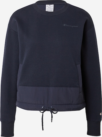 zils Champion Authentic Athletic Apparel Sportisks džemperis