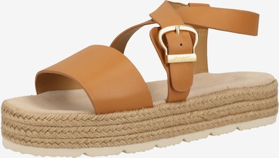 GANT Sandalen in braun, Produktansicht
