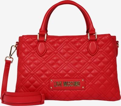 Love Moschino Handtasche in rot, Produktansicht