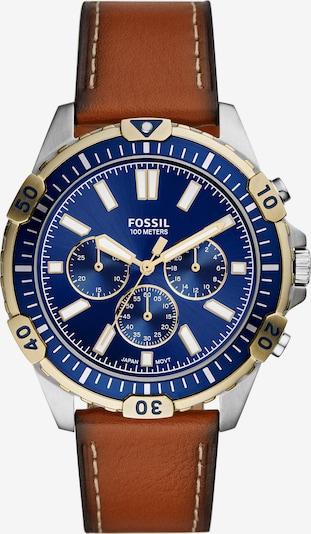 FOSSIL Uhr in braun, Produktansicht