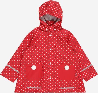 PLAYSHOES Abrigo en rojo claro / blanco, Vista del producto