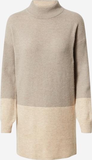 WHITE STUFF Kleid 'Hygge' in beigemeliert / hellbraun, Produktansicht