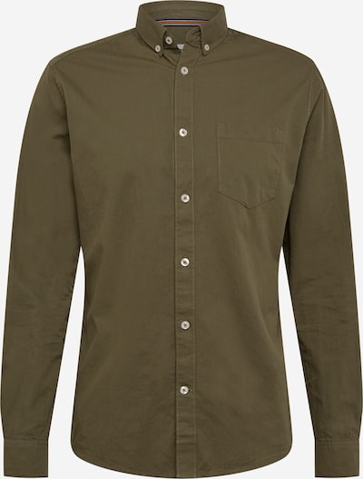TOM TAILOR Hemd in oliv, Produktansicht