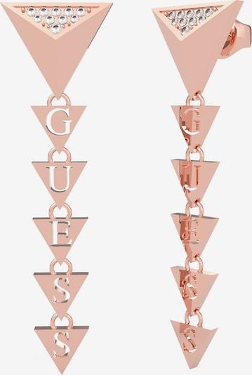 GUESS Ohrringe in rosé, Produktansicht