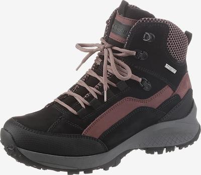 WALDLÄUFER Boots in Beige / Dusky pink / Black, Item view