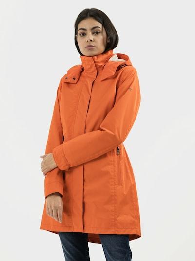 CAMEL ACTIVE Mantel in orange / silber, Modelansicht