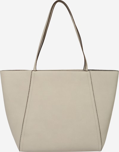 TOM TAILOR Shopper 'Maureen' in de kleur Offwhite, Productweergave