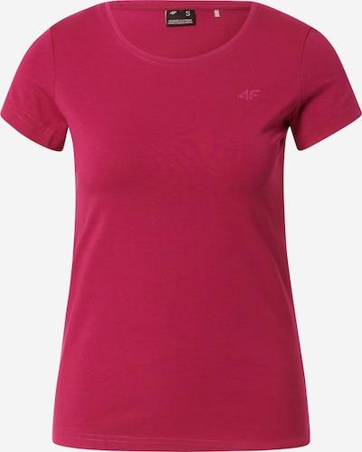 4F Sportshirt in himbeer, Produktansicht
