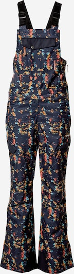 ICEPEAK Outdoor trousers 'COWETA' in Dark blue / Mixed colours, Item view