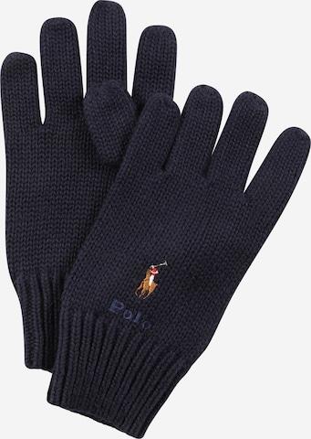 Polo Ralph Lauren Gloves in Blue