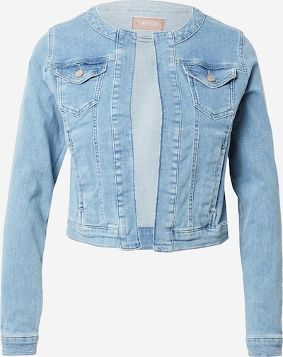 Cartoon Jeansjacke in blau, Produktansicht
