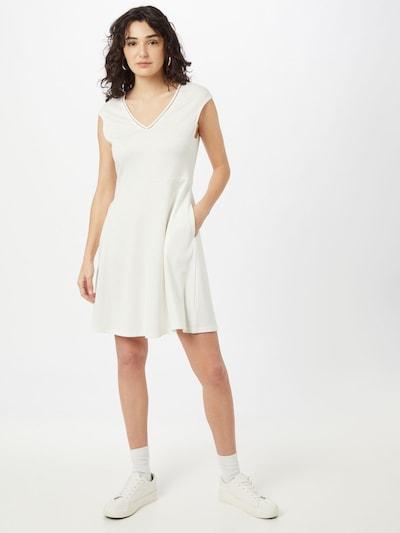 VILA Jurk 'TINNY' in de kleur Wit, Modelweergave