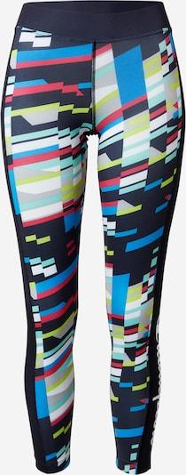Champion Authentic Athletic Apparel Sportbroek in de kleur Blauw / Zwart, Productweergave