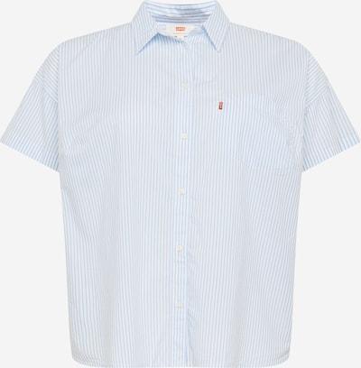 Levi's® Plus Bluzka 'Alexandra Amelie' w kolorze niebieski / białym, Podgląd produktu