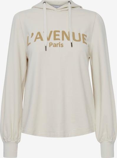 Fransa Sweatshirt in beige, Produktansicht