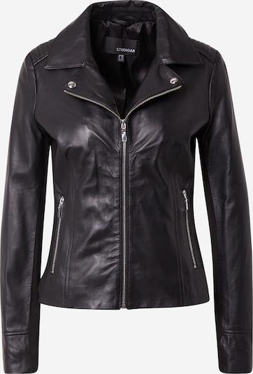 Studio AR Between-Season Jacket 'KENDALL' in Black, Item view