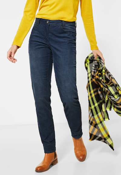 CECIL Jeans in dunkelblau, Modelansicht