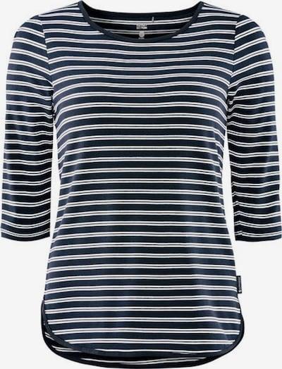 SCHNEIDER Tshirt ' FELICIAW ' in schwarz / weiß, Produktansicht